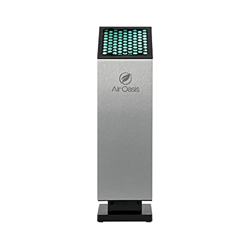 Air Oasis Air Purifiers, 1000G3, Brushed...