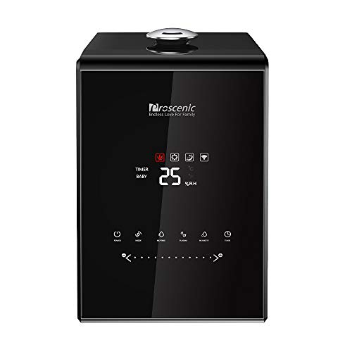Proscenic 807C Humidifiers, with App Control,...