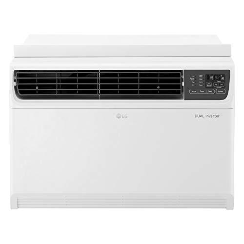 LG 14,000 BTU 115V Dual Inverter Window Air...
