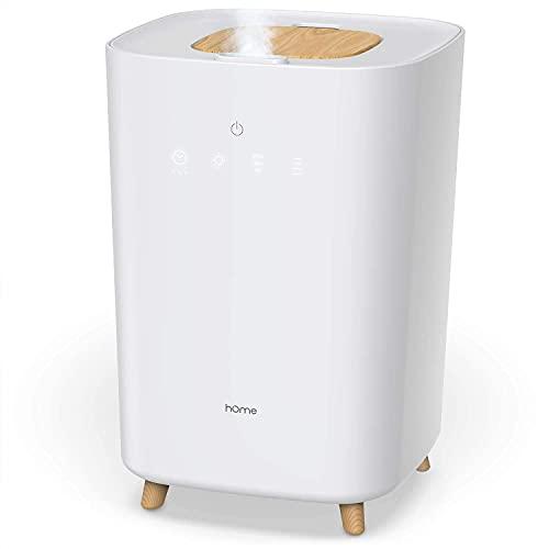 hOmeLabs Cool Mist Ultrasonic Mini Humidifier...