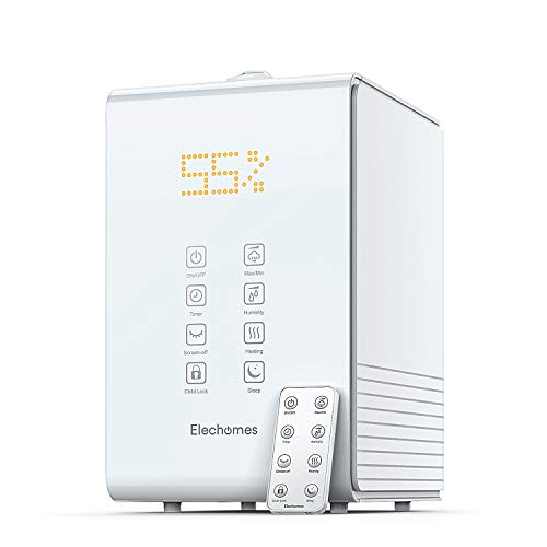 Elechomes Warm and Cool Mist Humidifiers,...