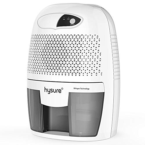 hysure Portable Mini Dehumidifier 2200 Cubic...