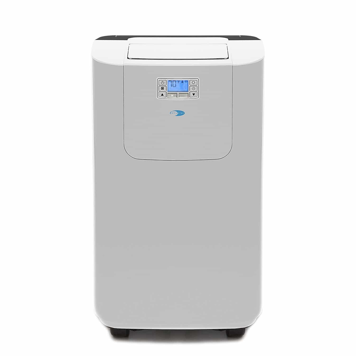 the smallest portable air conditioner units of 2018 ac lab. Black Bedroom Furniture Sets. Home Design Ideas