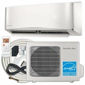 Ductless Aire Mini Split Air Conditioner