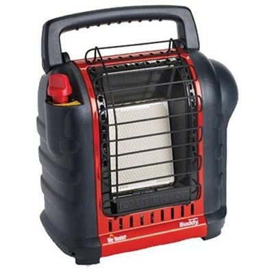 Mr Heater F232000 MH9BX Portable Propane Radiant Heater