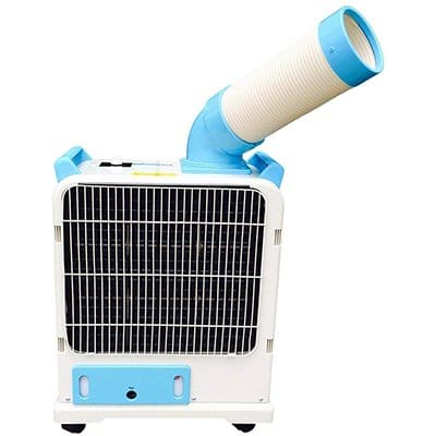 portable air conditioners  camping stay cool   tent