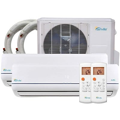 Ductless Mini Split Air Conditioner: Reviews, Ratings
