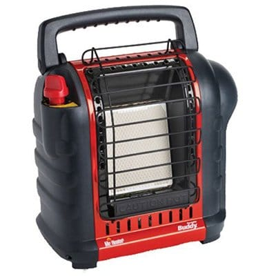 The Mr. Heater F232000 MH9BX Buddy Heater