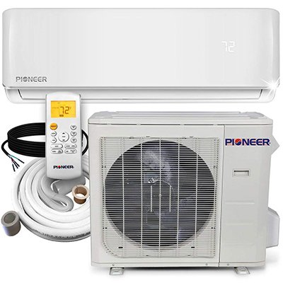 The PIONEER Air Conditioner Inverter WYS036GMFI17RL