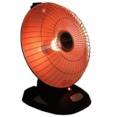 Presto Heat Dish Parabolic Electric Heater