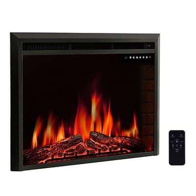 12 Best Electric Fireplaces Reviewed For A Warm Amp Cosy