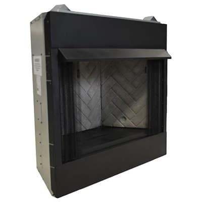 "Emberglow 32"" Vent-Free Gas Fireplace Insert"