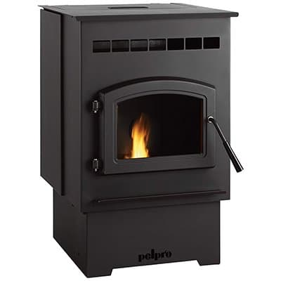 P944 Pellet Stove By Piazzetta