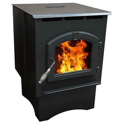 Pleasant Hearth 1,750 Sq Ft Pellet Stove