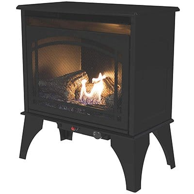 Pleasant Hearth VFS2-PH20DT 20,000 BTU Compact Vent-Free Gas Stove