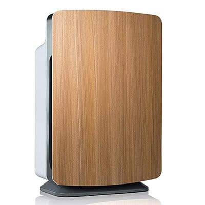 Alen BreatheSmart Customizable Air Purifier with HEPA – Silver Filter to Remove Allergies, Mold, & Bacteria