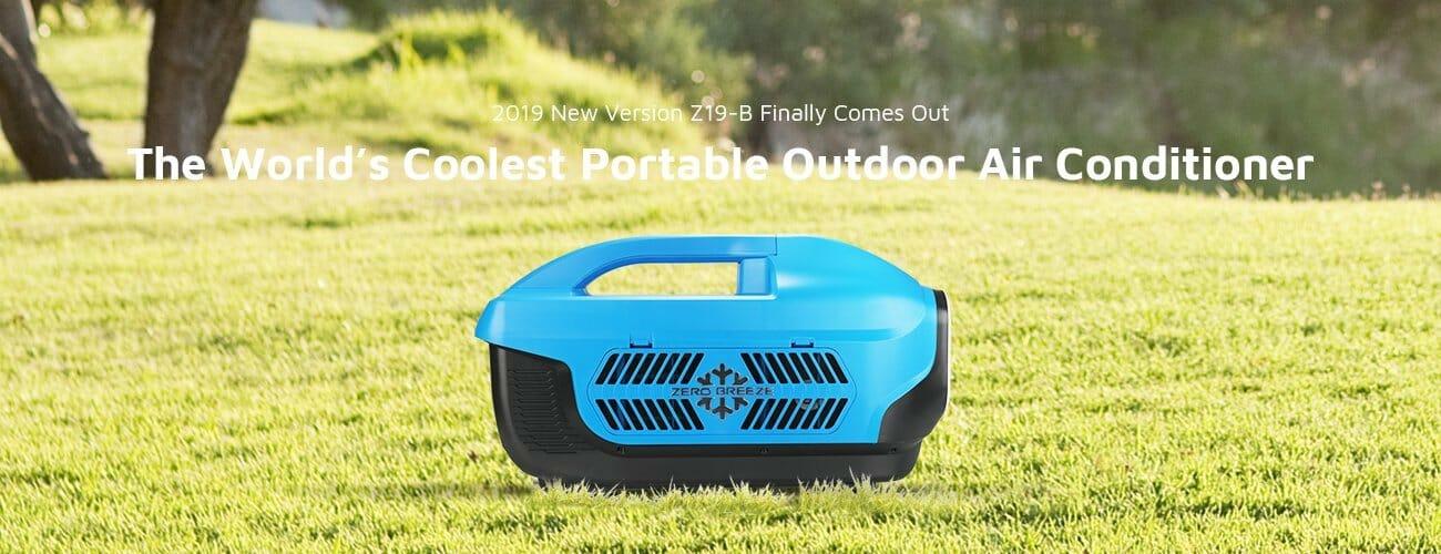 Zero Breeze Mark II Portable Air Conditioner: Review