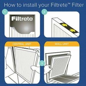 installing filtrete filter