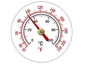 temperature thermostat