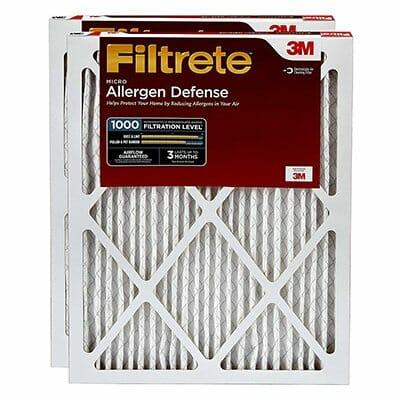 Filtrete 16x25x1