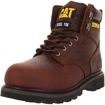 Caterpillar Men's Second Shift Steel Toe