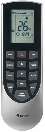 Gree Vireo Remote