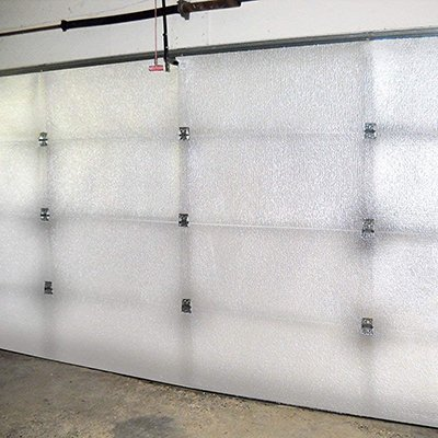 7 Best Garage Door Insulation Kits Reviewed How To Diy