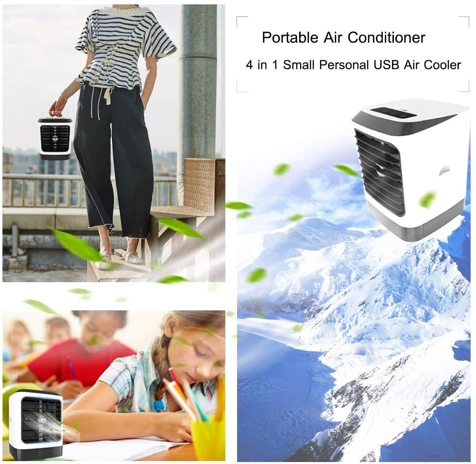 Portable AC for Kids and Pets