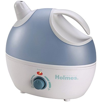 Holmes Personal Ultrasonic Humidifier HM500TG