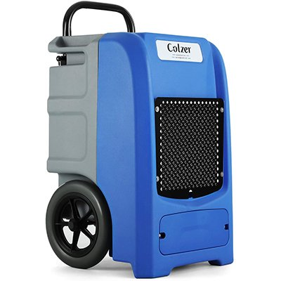 COLZER TR160D - 190 PPD Commercial Dehumidifier with Pump