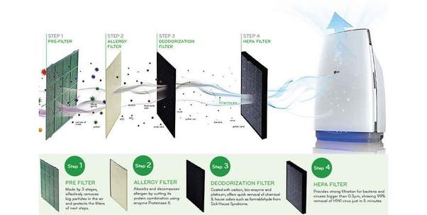 How Air Purifiers Clean Air