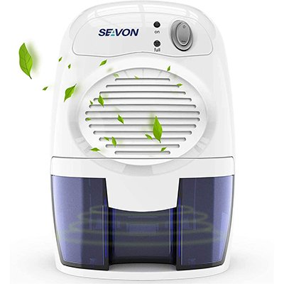 SEAVON Electric Upgraded Dehumidifier for Home