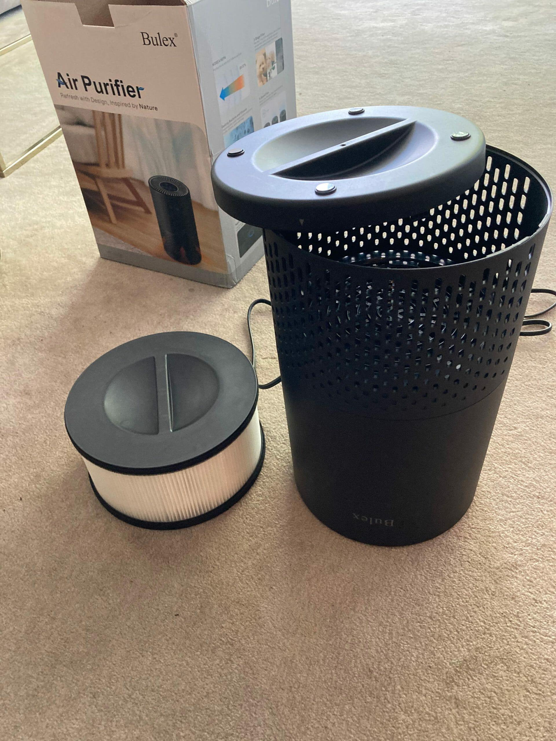 Bulex Air Purifier Filter