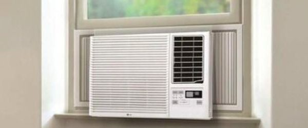 Room Window Air Conditioning with Heater