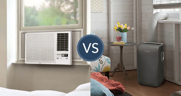 Portable AC vs Other AC System