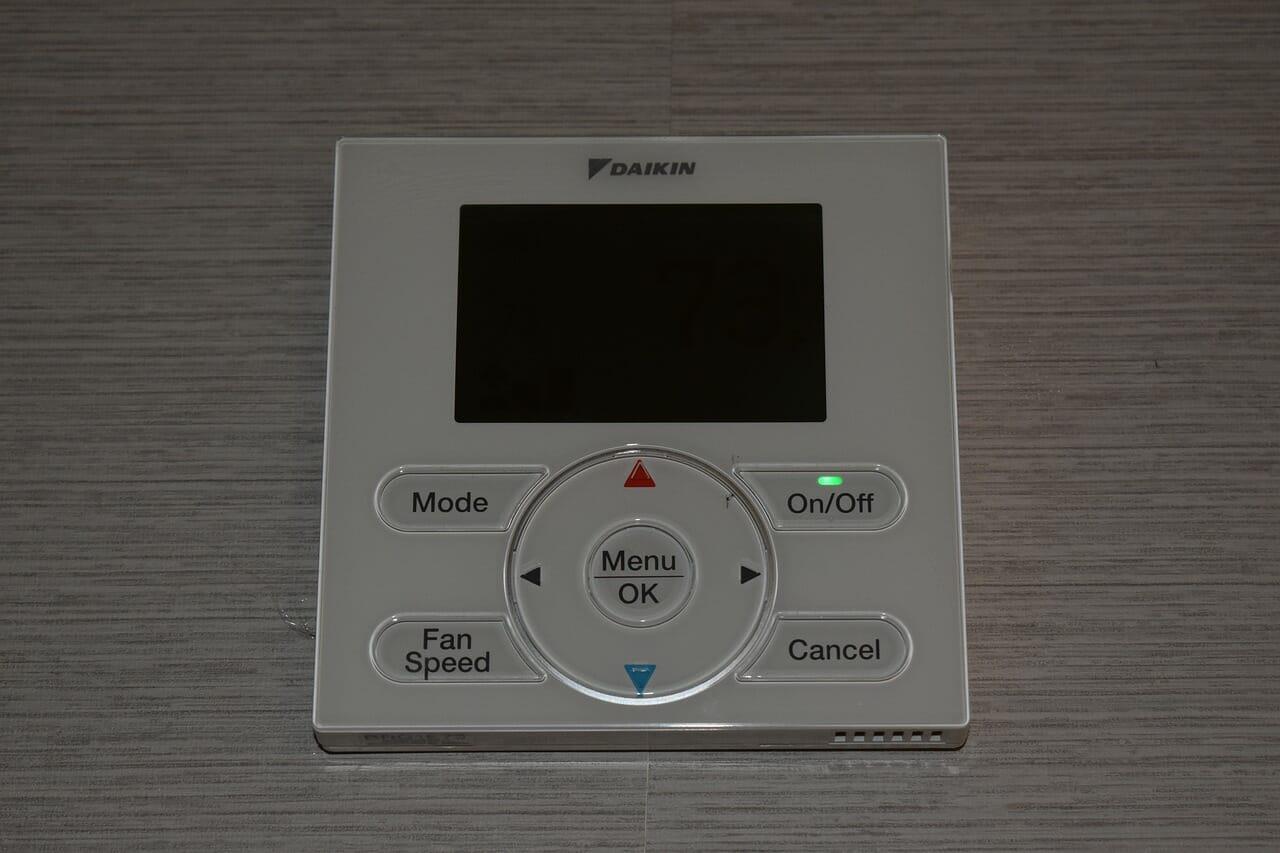 Daikin Thermostat