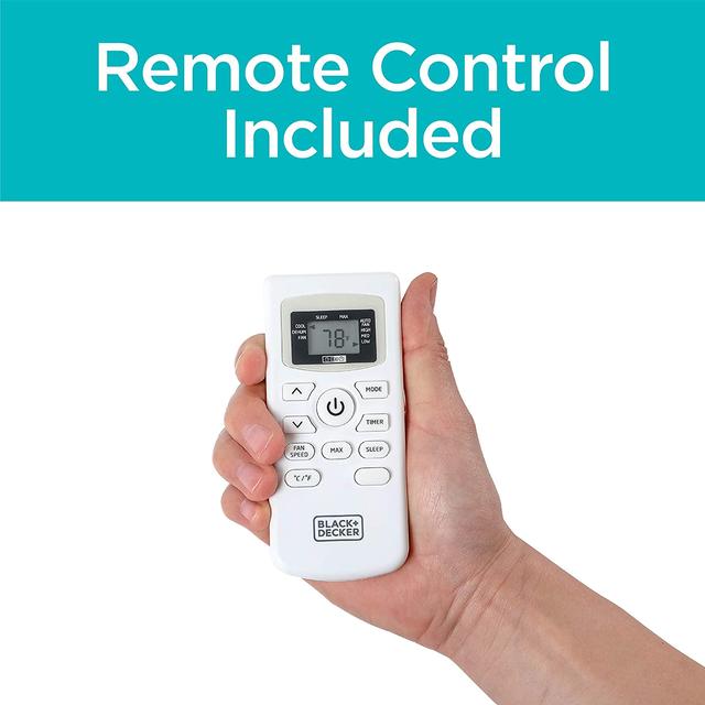 Black & Decker Portable Air Conditioner Remote Control