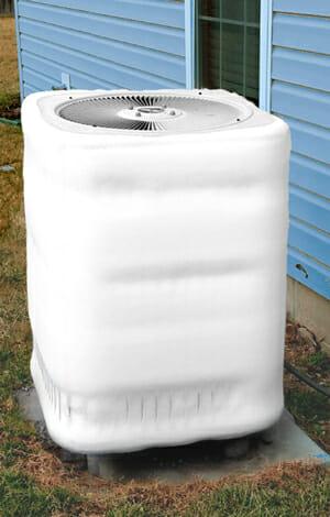 Frozen HP Outdoor Heat Pump Unit
