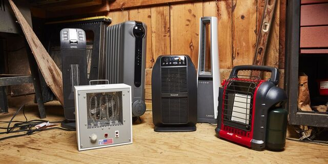 3 Samples of Space Heater