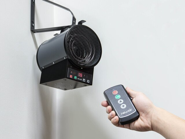 Garage Heater with Remote Control