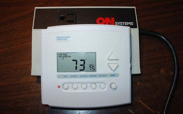 OnSystems Thermostat