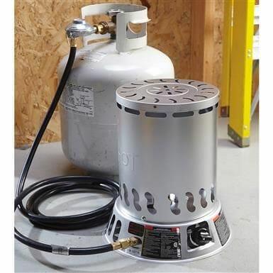 Propane Gas Garage Heater